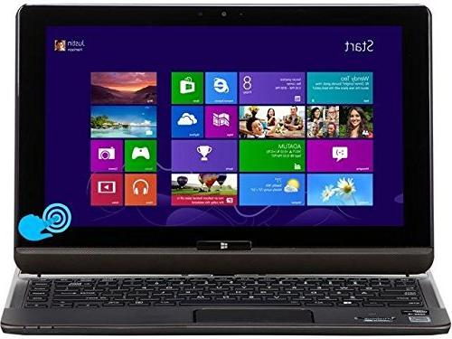 Toshiba Satellite 2 in 1 Convertible Flagship 12.5-Inch IPS