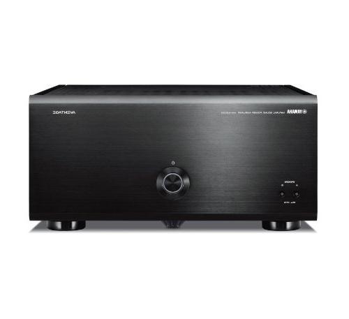 Yamaha MX-A5000BL AVENTAGE 11-Channel Power Amplifier Black