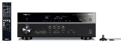 Yamaha RX-V477 5.1-Channel Network AV Receiver with Airplay