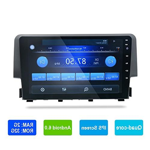 android 6 0 car stereo