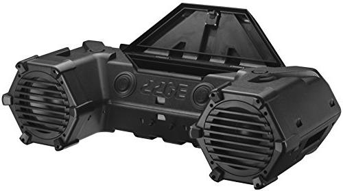 BOSS Audio ATVB95LED Amplified, Weather-Proof Remote, 12 Volt