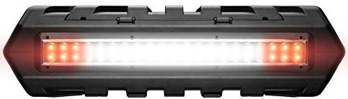 BOSS ATVB95LED Bluetooth, Amplified, Weather-Proof Grade, Remote, Volt Application Friendly