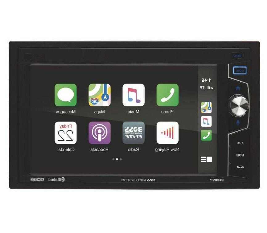 "BOSS Audio 6.2"" Touchscreen Car Digital Multimedia"