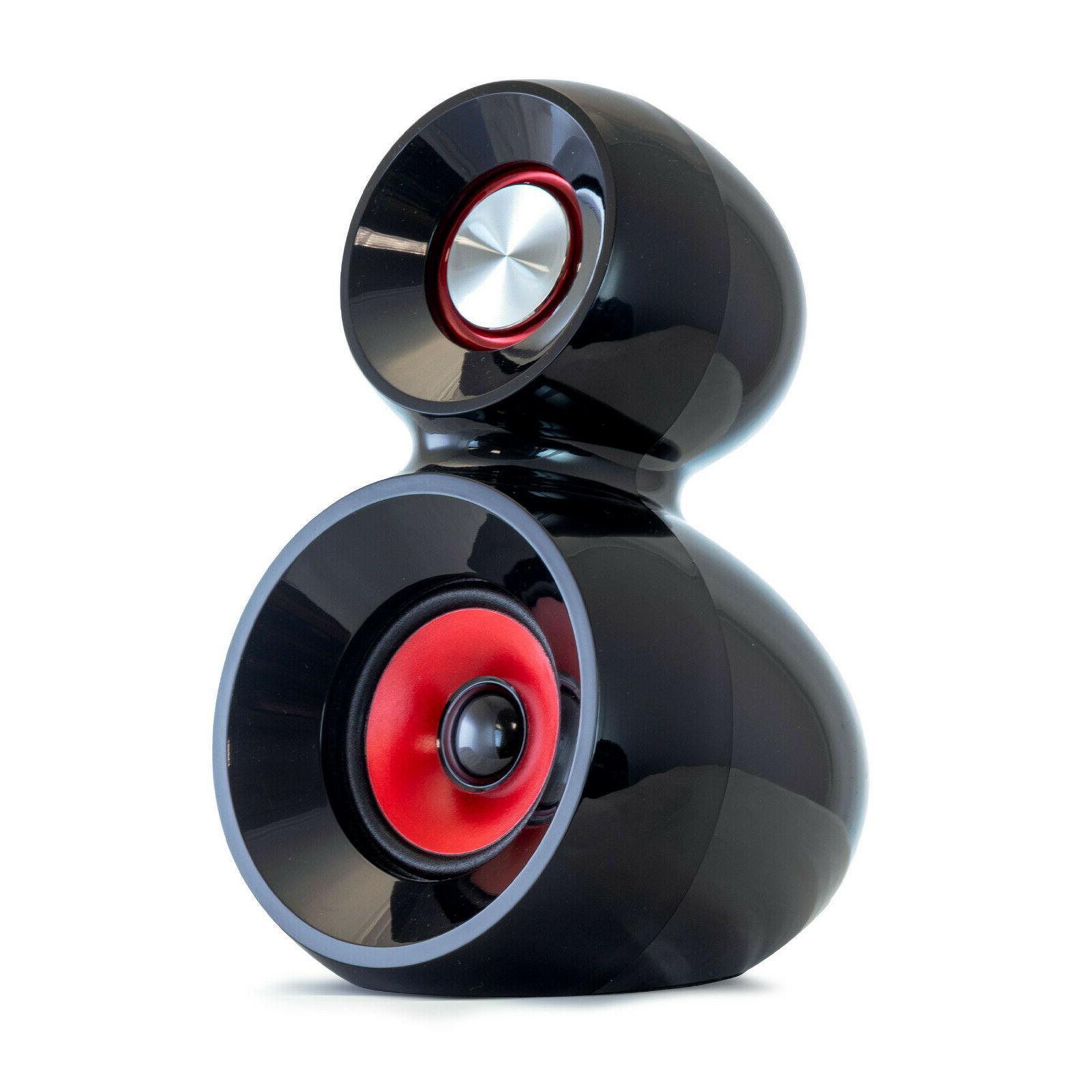 BEFREE BLUETOOTH SURROUND SYSTEM RED/BLACK USB BFS-600