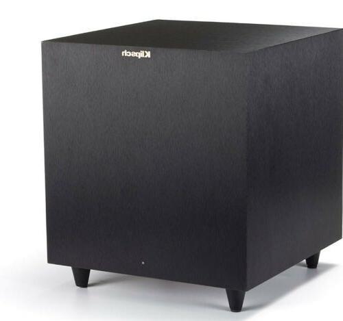 Klipsch Black Reference Theater Pack 5.1 Sound System