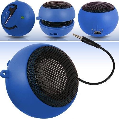 blue super sound rechargeable mini