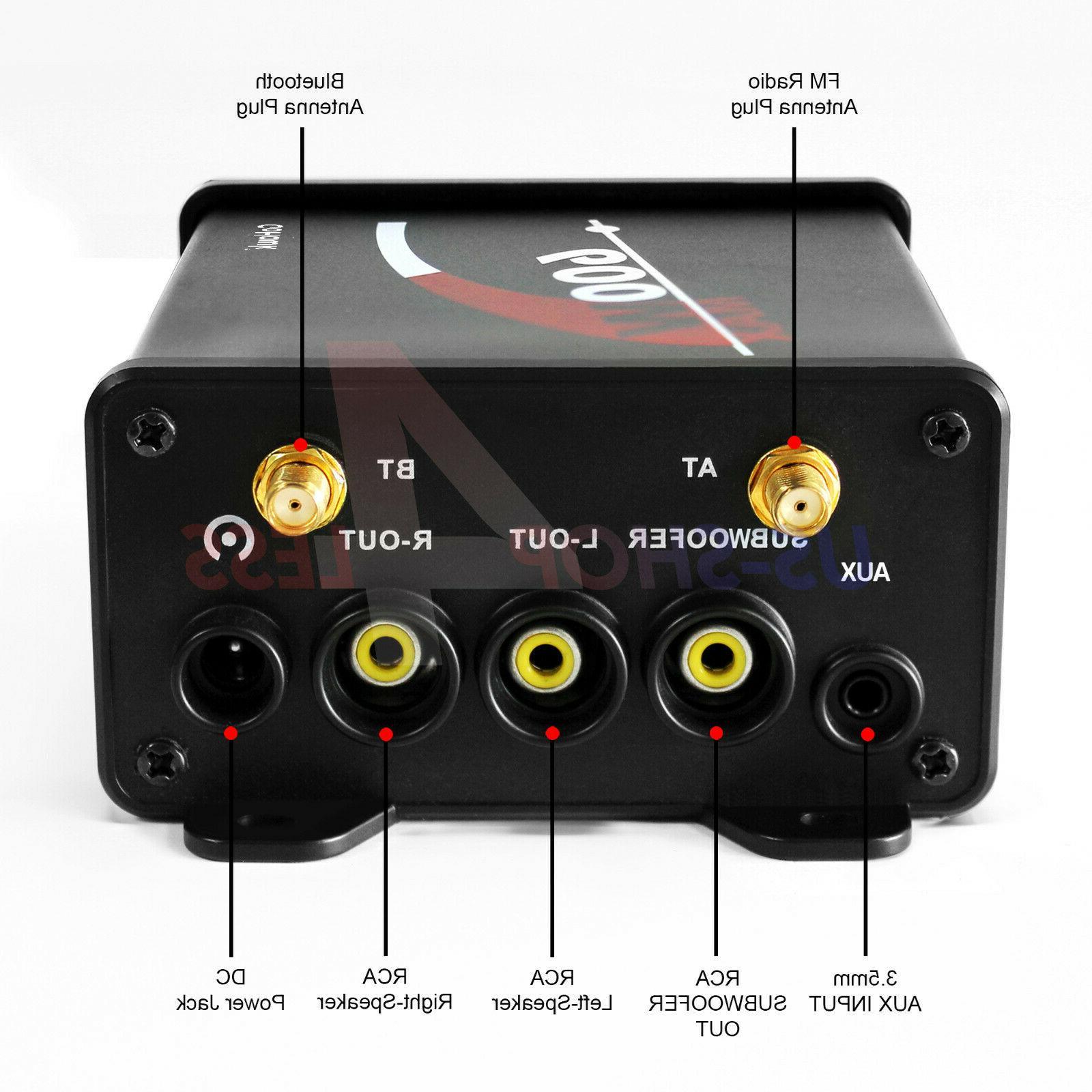 Polaris Stereo Audio 600W System