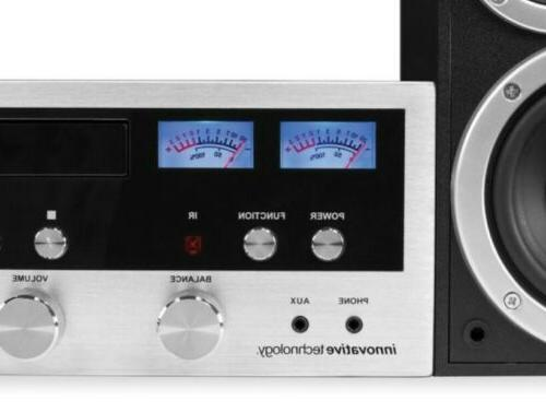 Innovative FM Stereo with Remote Control