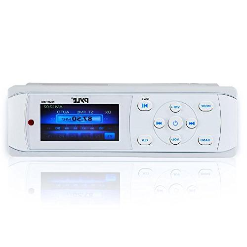 bluetooth marine stereo radio