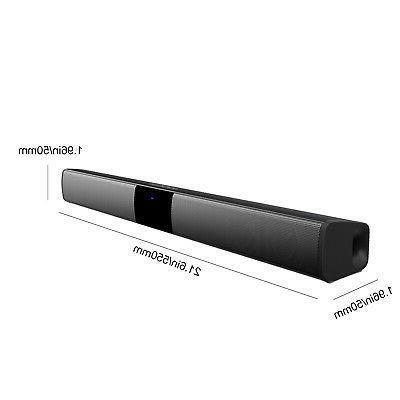 Bluetooth Bar Speaker 3D Mic System Samsung