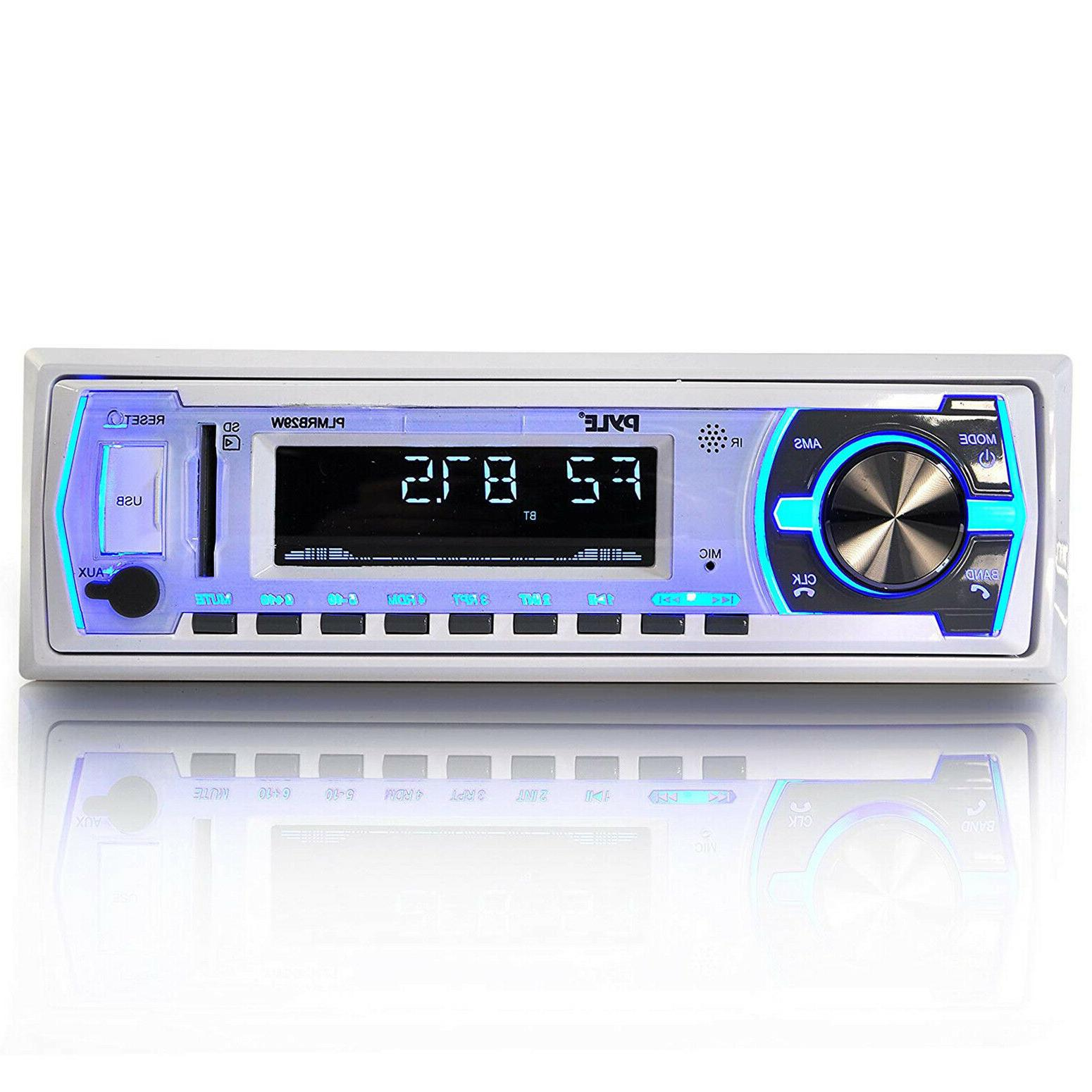 Bluetooth Radio Marine System SD MP3 LCD