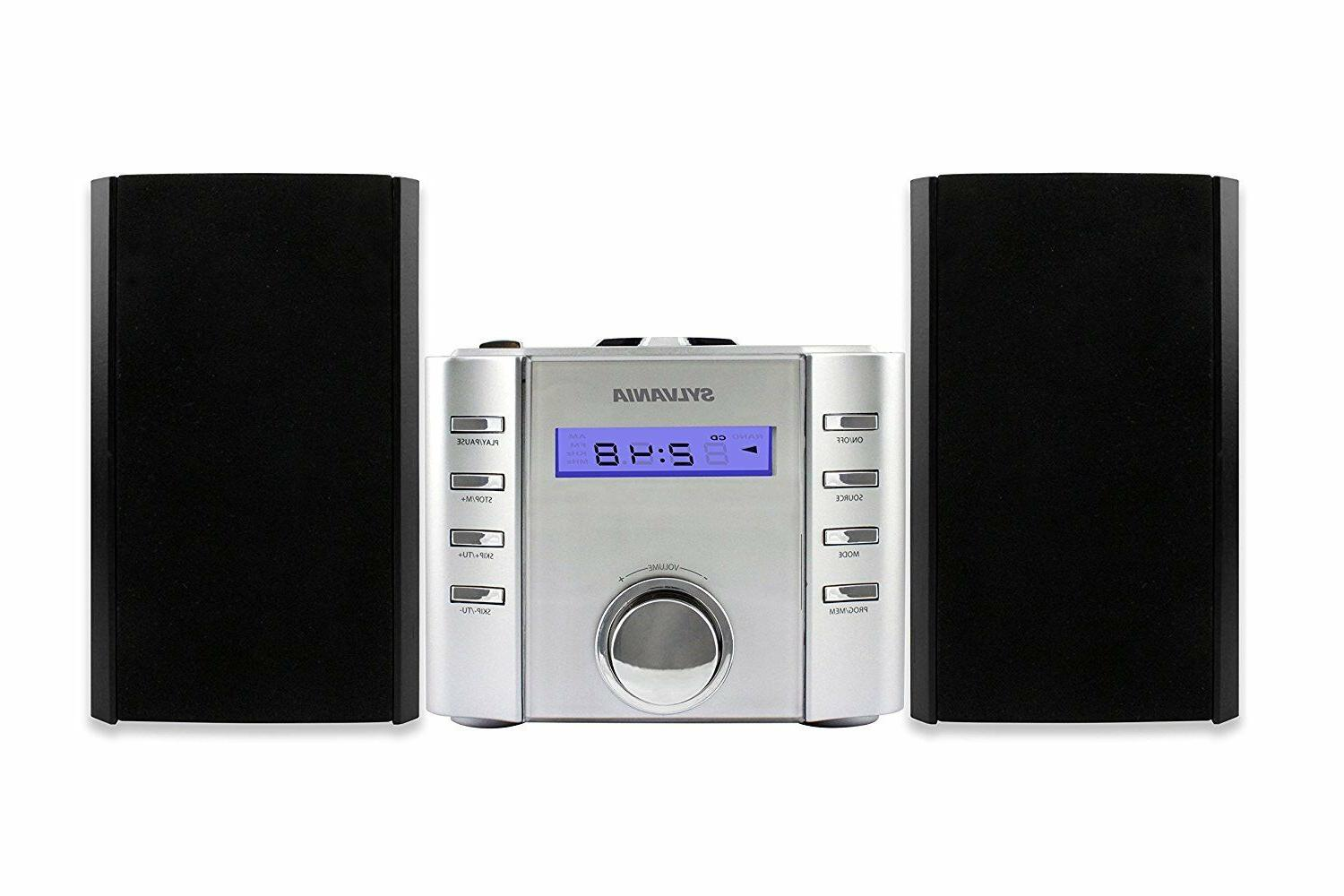 srcd804bt cd micro system with radio
