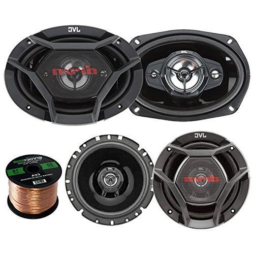 car speaker jvc dr1720 inch
