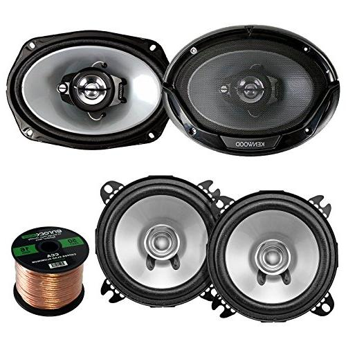 car speaker kenwood kfc c1355s