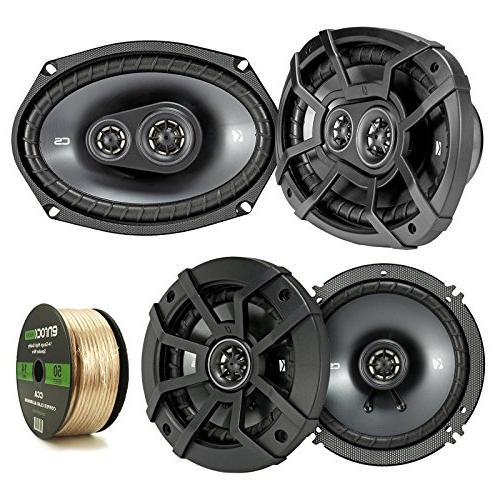 car speaker kicker csc654 inch