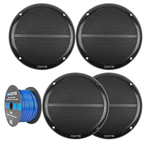 car speaker pairs enrock ekmr1672b