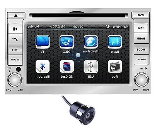 car stereo dvd player