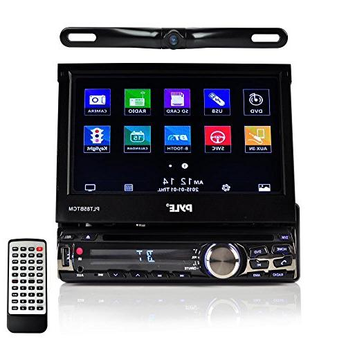 Pyle Car System Camera Kit Touch-Screen CD/DVD | Wireless Talking | |