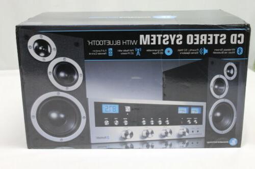 CD System IT Innovative Technology Bluetooth Brand New