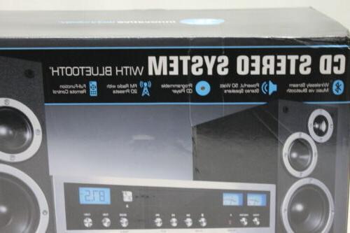 CD Stereo System IT Innovative Technology ITCDS-5000 Brand
