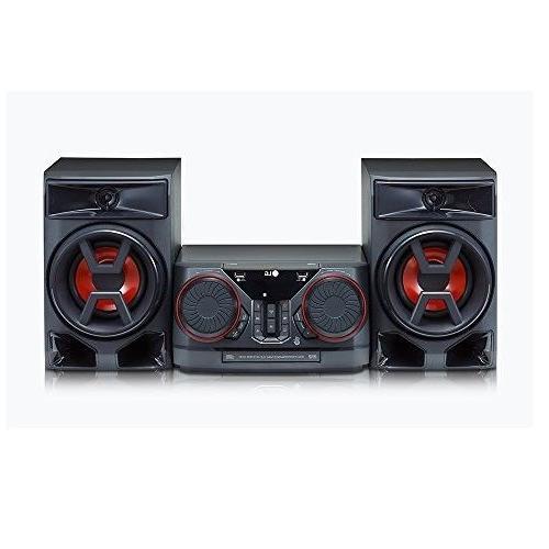 ck43 300 watt hi fi shelf system