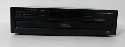 dx c320 6 disc compact