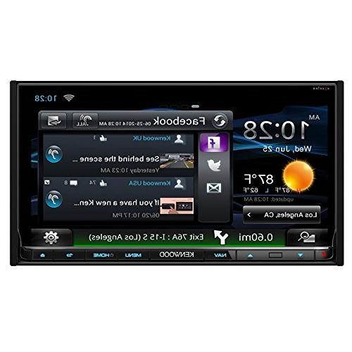 excelon dnn992 touchscreen navigation receiver