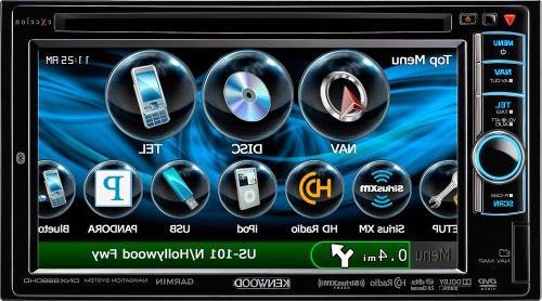 excelon dnx6990hd automobile audio gps