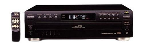 f254bk 5 cd automatic changer