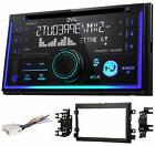 2004-2006 Ford F-150 JVC Car Stereo CD Receiver w/Bluetooth/