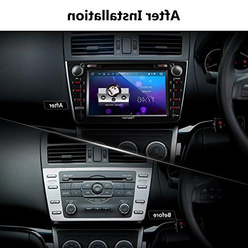 """2019 Unit, Eonon Android 8.1 Din Car 7"""" 32GB ROM GPS Support Fastboot WiFi Connection GA2175"""