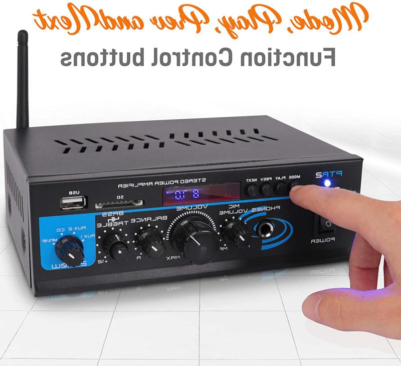 Home System Dual Channel Sound Stereo