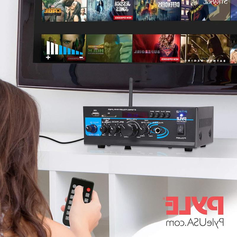 Home Power System Dual Stereo