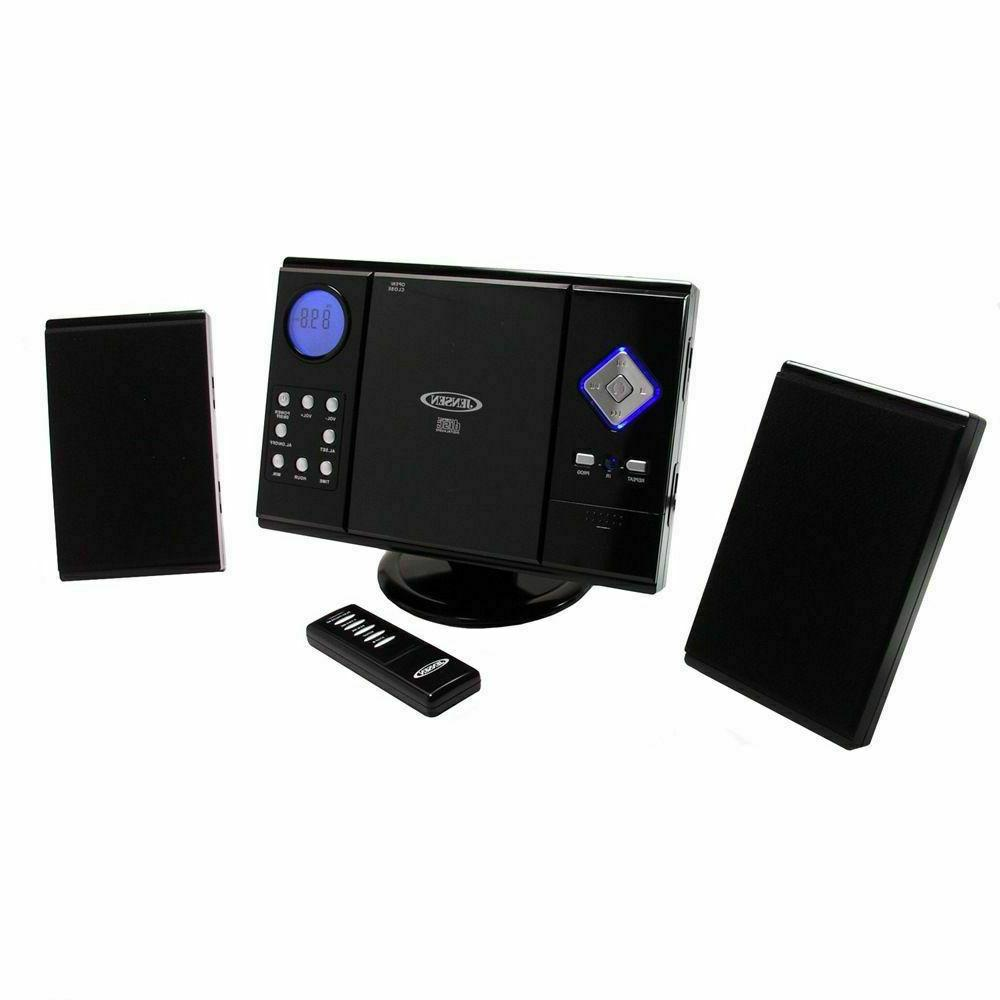 JENSEN HOME RECEIVER CD PLAYER SYSTEM REMOTE CONTROL MOUNTABLE