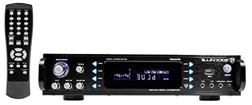 Rockville RPA60BT Theater Bluetooth 21 Equalizer
