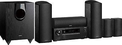 Onkyo 3D Ready System - W - 1080p - Receiver Dolby Atmos, Audio, Digital Surround, Dolby Plus, DTS-HD DTS - HDMI - USB