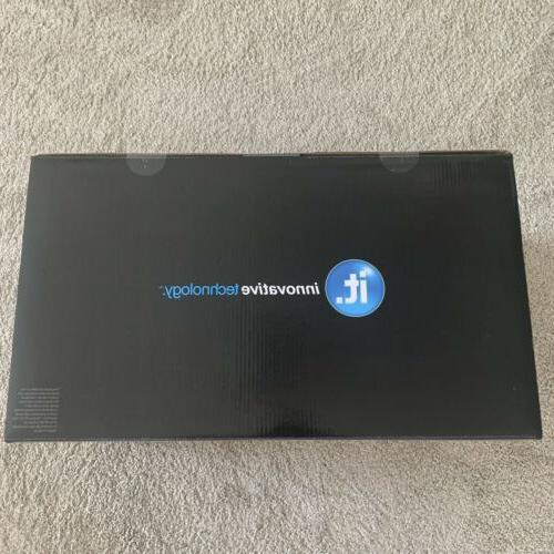 Innovative Technology Bluetooth Home System - Blackweb