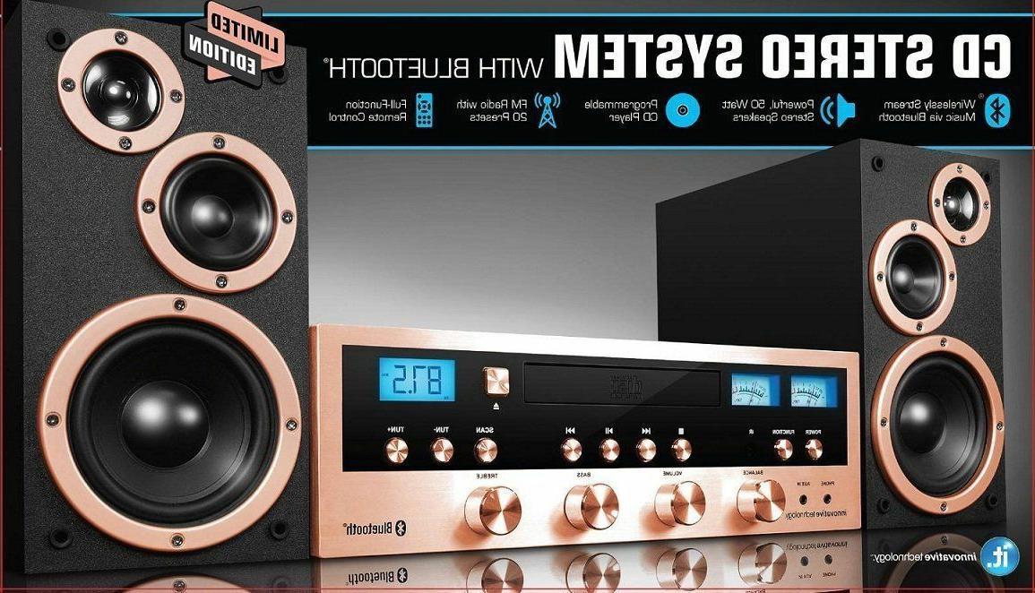 Innovative Edition BlT Stereo w/CD