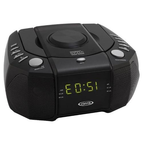jcr 310 dual alarm clock