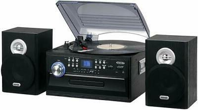 jta 475b 3 speed stereo turntable