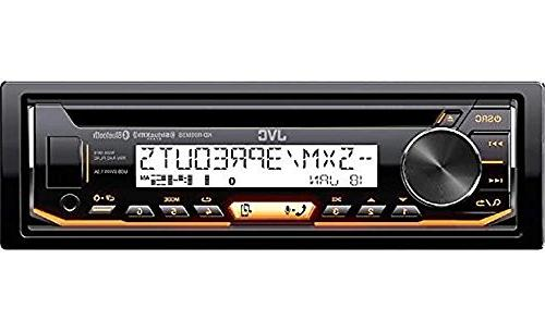 "JVC Marine Receiver Bundle Kit Remote Control, Enrock 6.5"" Marine Speakers, Pyle 4 Ch 400w Enrock 50 ft"
