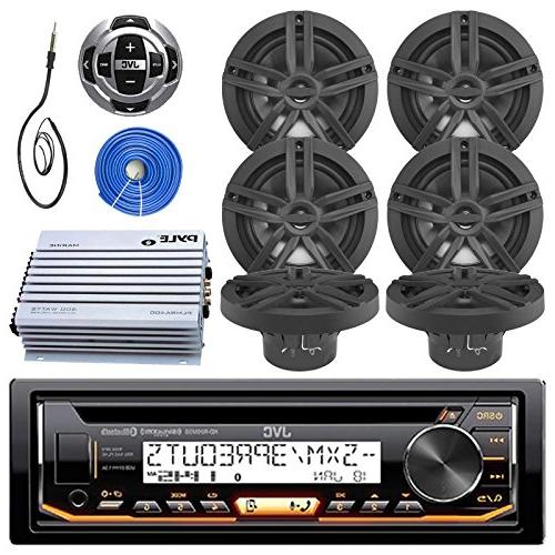kdr97mbs marine stereo receiver kit
