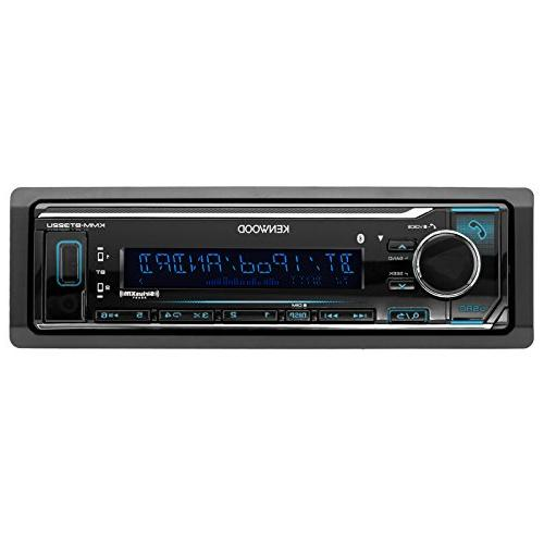 Kenwood KMM-BT322U Stereo Bluetooth Digital Receiver 4x CS-DR520 520 Audio Wire