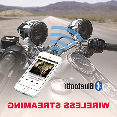 BOSS All-Terrain, Amplifier Sound System, Two 3 Amplifier, Control, Ideal 12 Volt