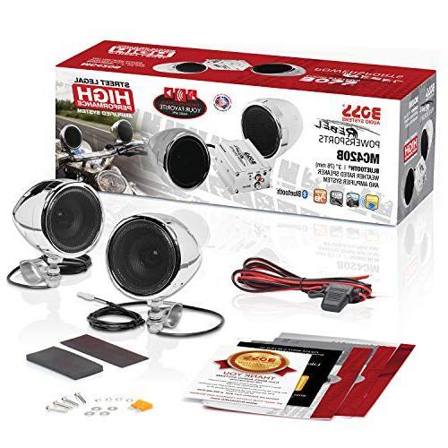 All-Terrain, Weatherproof Amplifier 3 Inch Amplifier, Inline Ideal 12