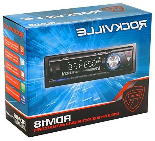 Digital Bluetooth AM/FM/MP3 USB/SD Stereo For
