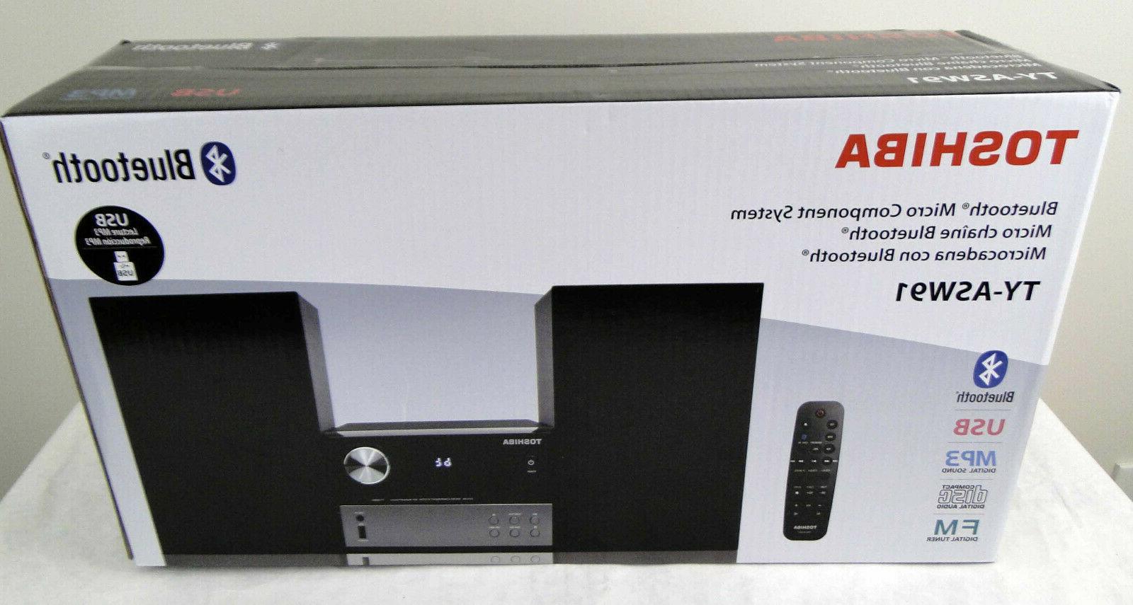 Toshiba TY-ASW91 Speaker System: Wireless Speaker System FM, AUX and