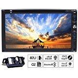 Multimedia Automotive Parts Autoradio 2 Din in Dash Headunit