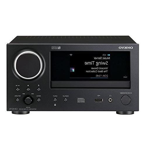 network cd receiver cr n775