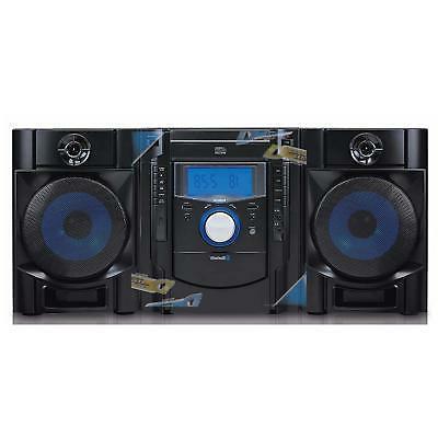 Stereo System w/Digital FM Radio